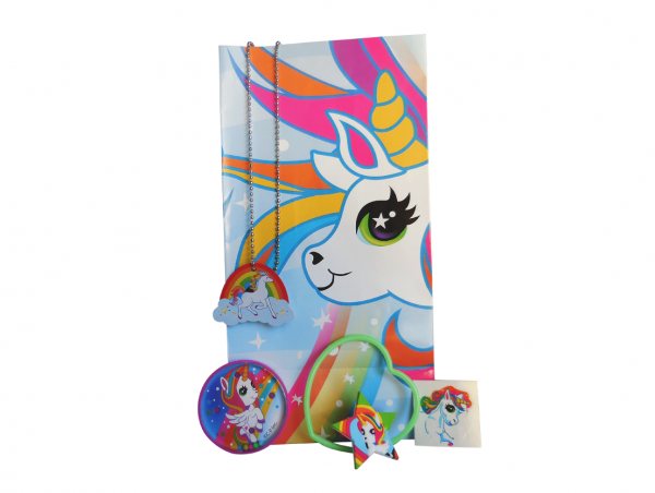Standard Unicorn Pre-made Goodie Bag