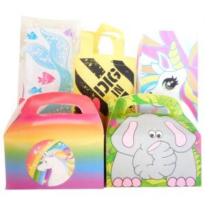 Favor Bag and Boxes