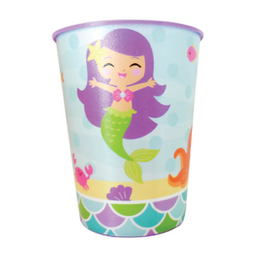 Mermaid-Plastic-Favor-Cup