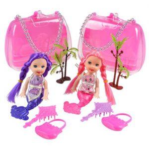 Mermaid-Doll-Set