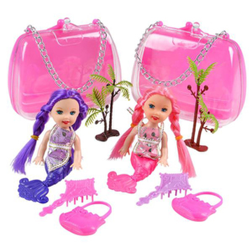 Mermaid-Doll-Set
