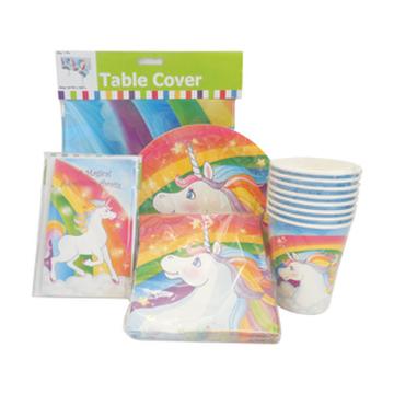 Unicorn Rainbow Party Kit