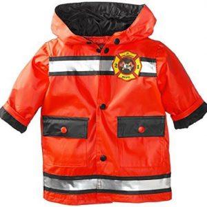 Fireman Rain Jacket-12 Months