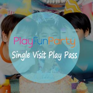 Single Visit Play Pass