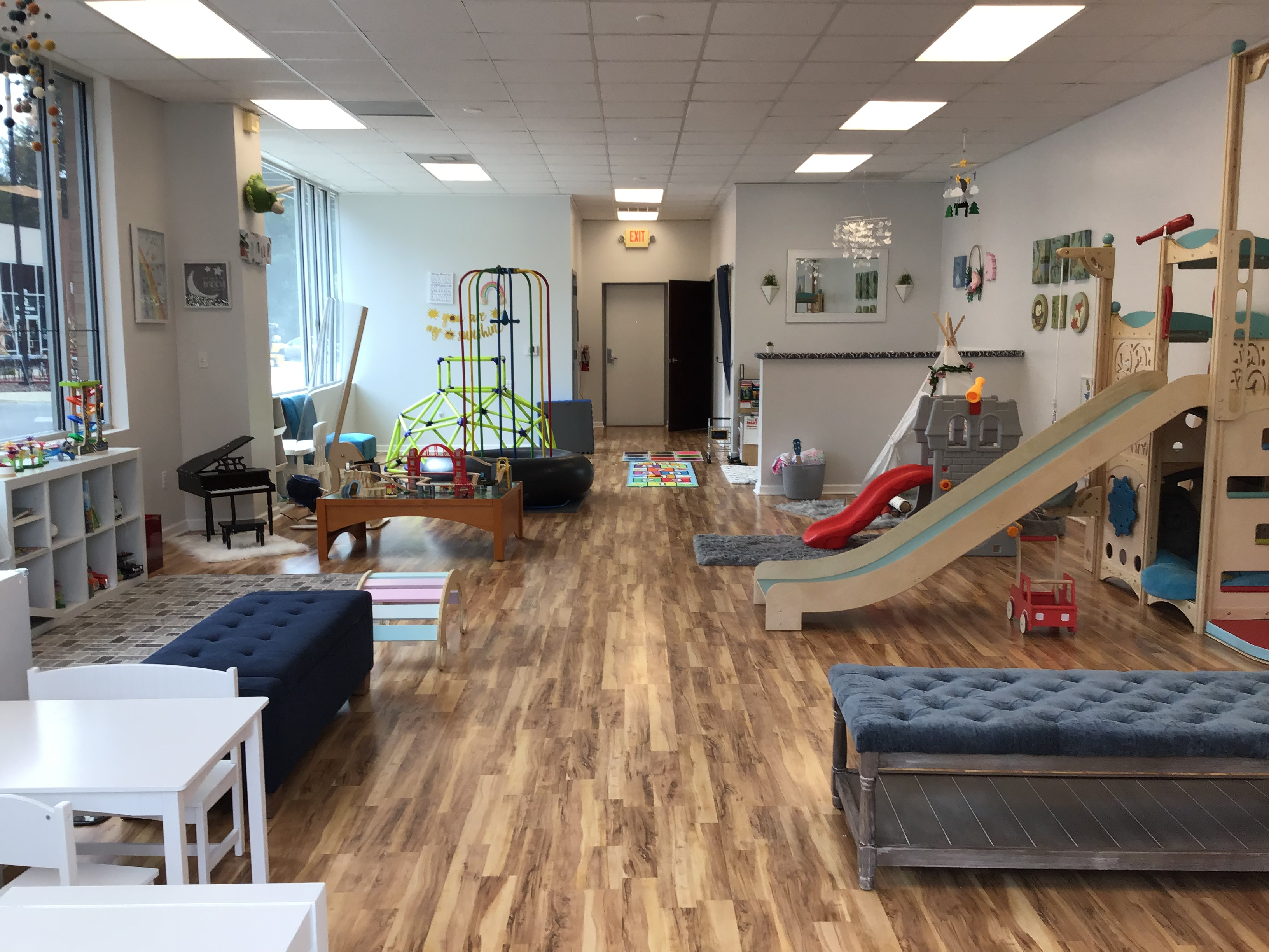 INDOOR PLAY SPACE